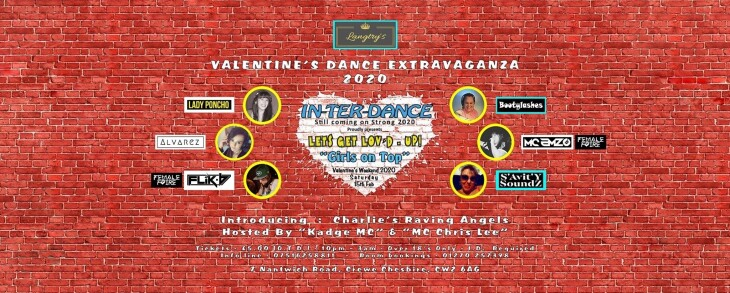 Let's Get It On - Valentines Rave