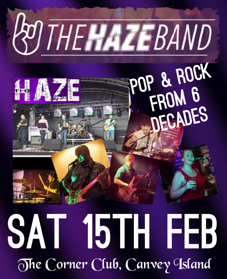 THE HAZE BAND