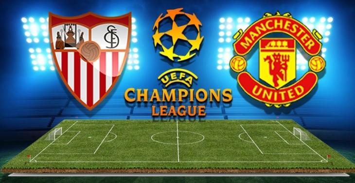 Sevilla v Man Utd
