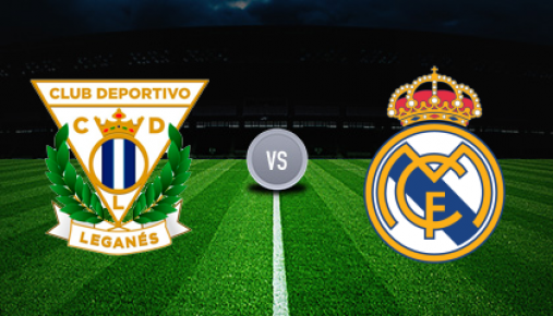 Leganes v Real Madrid