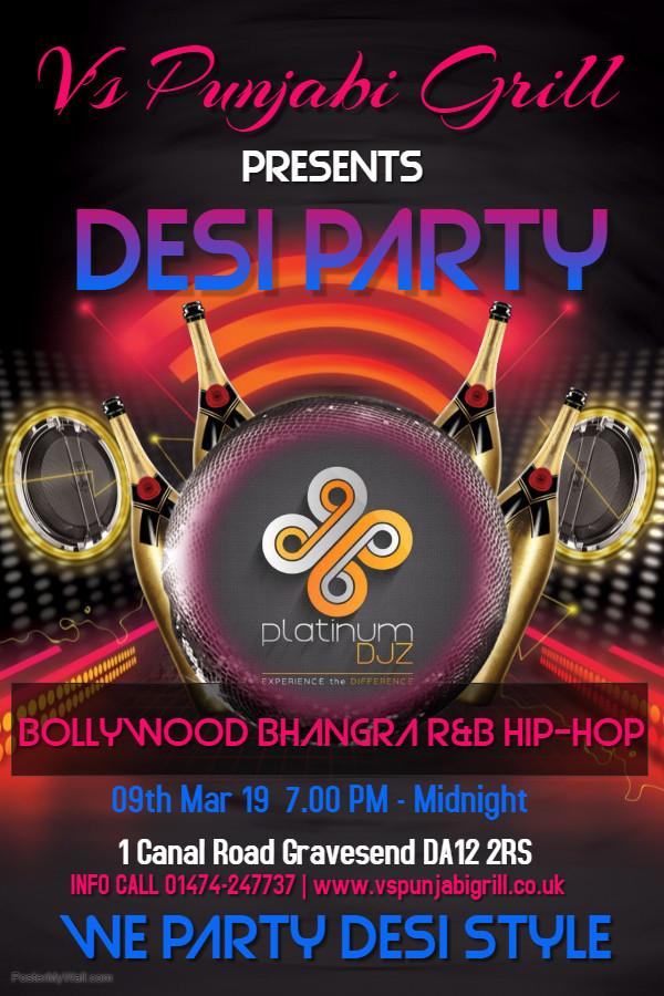 Desi Party