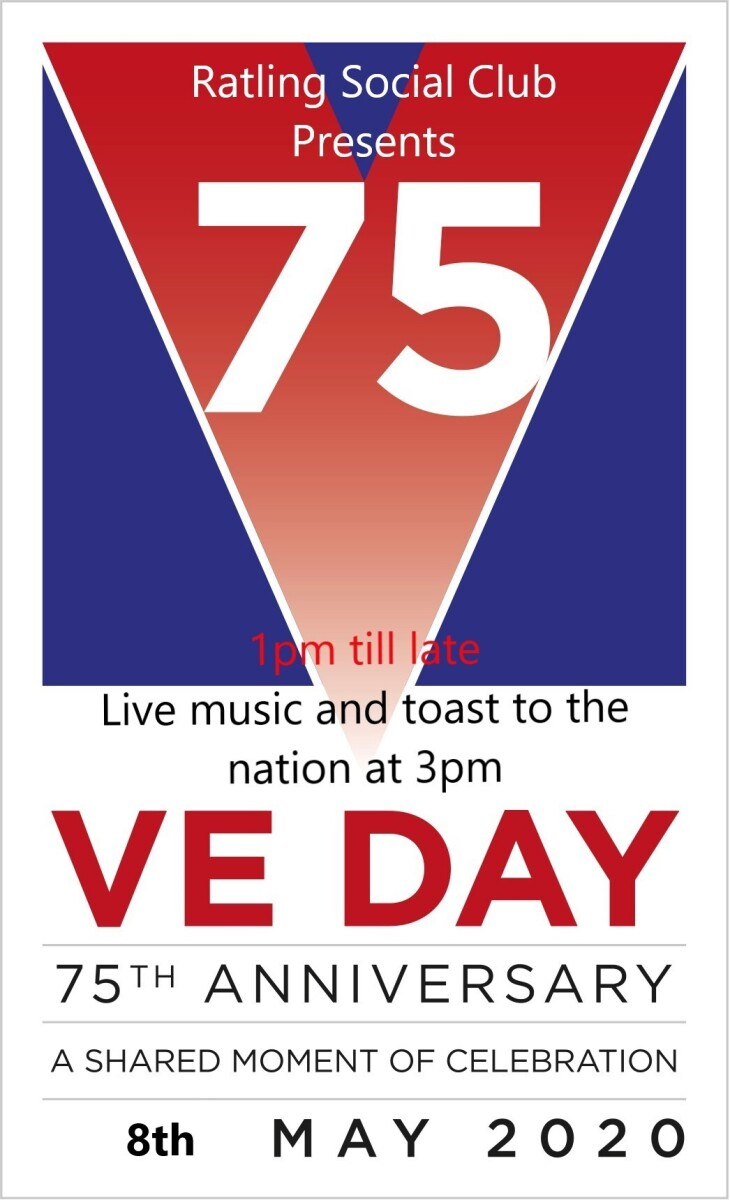 VE Day 75 celebrations