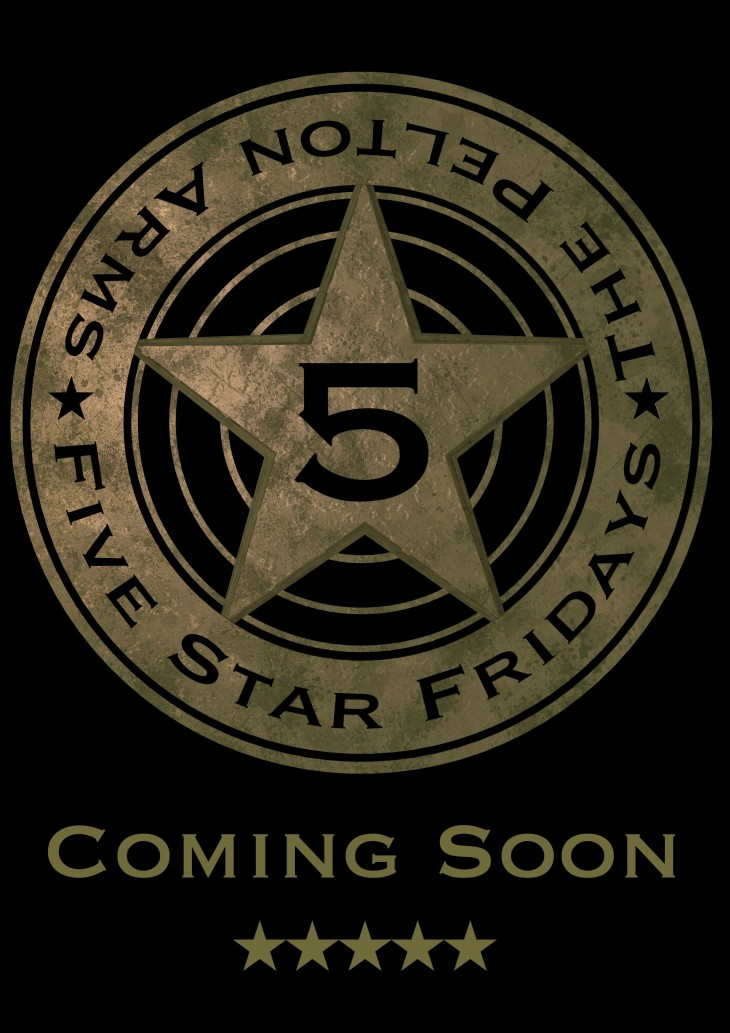 FIVE STAR FRIDAYS