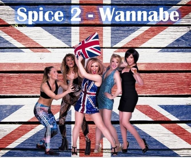 Spice Girl Tribute WANNABE
