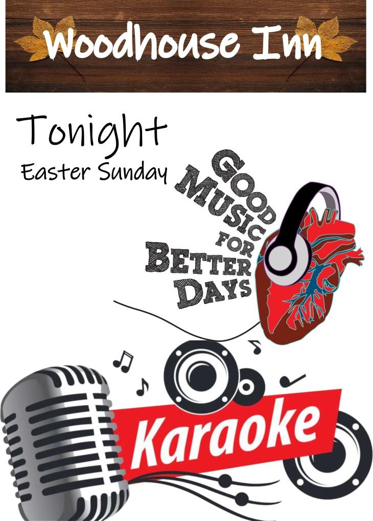 Good Tunes, with a Splash of Karaoke!