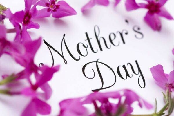 Mother's day this Sunday