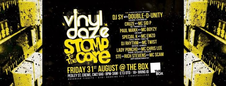 Vinyl Daze - Stomp To The Core