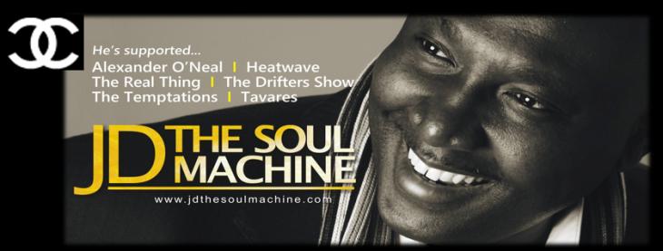JD THE SOUL MACHINE