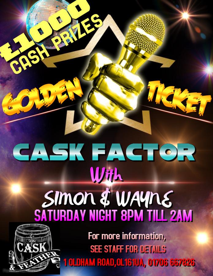 cask Factor