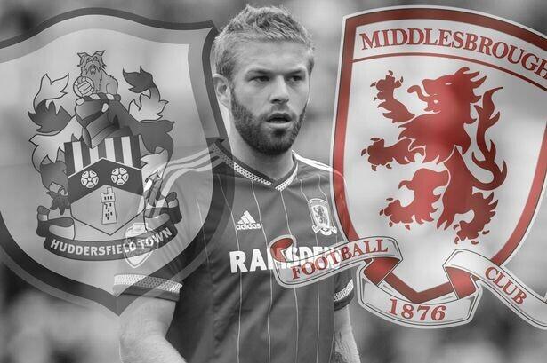 Middlesborough -v- Huddersfield