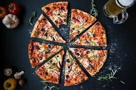 FREE PIZZA FRIDAY