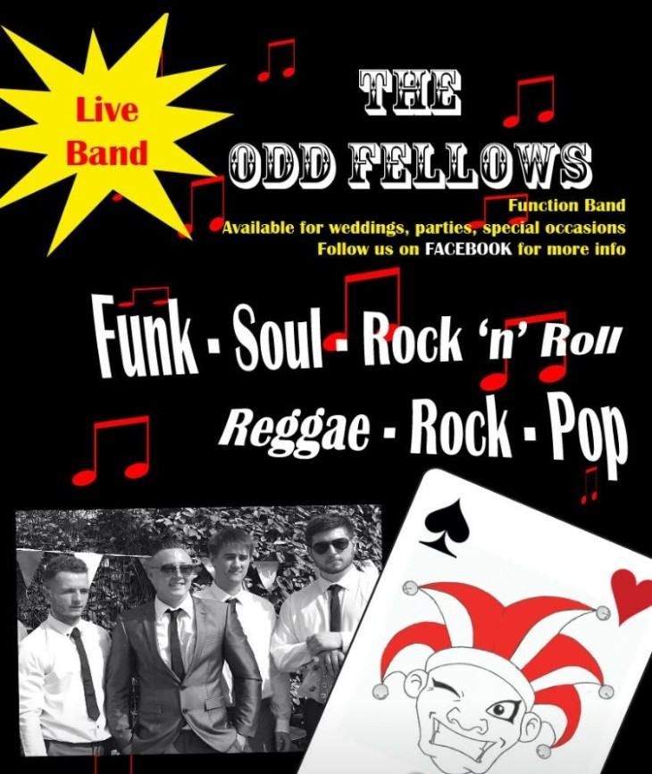 DSC Christmas Doo ft The Odd Fellows