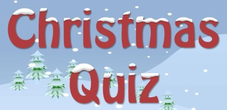 DSC Christmas Quiz & Curry Night