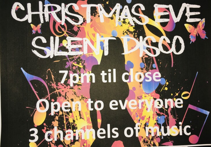 Christmas Eve Silent Disco