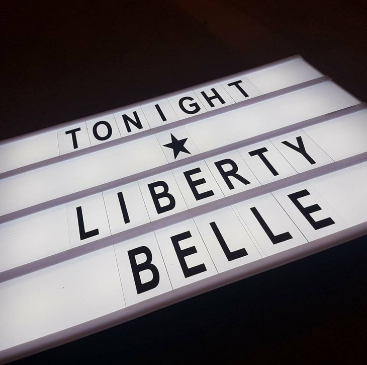 LIVE MUSIC - LIBERTY BELLE