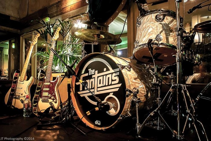 LIVE MUSIC - THE FONTAINS