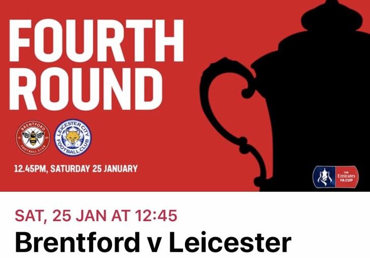 Brentford v Leicester