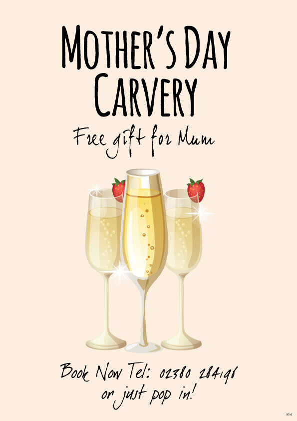 Mother's Day Carvery