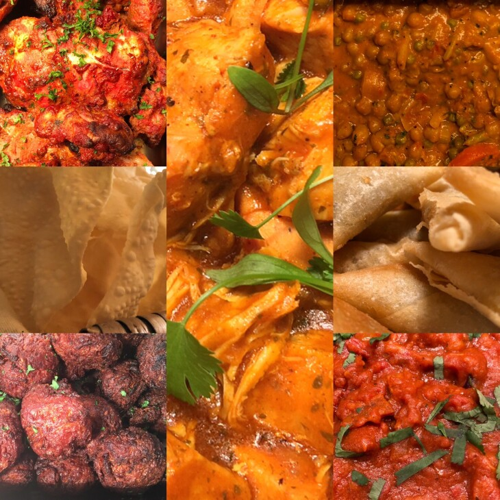 Curry Buffet Night