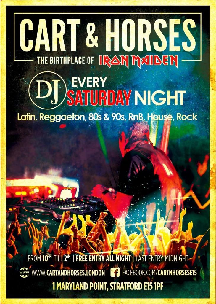 DJ Night...FREE ENTRY