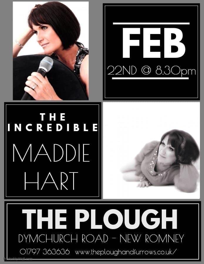 Maddie Hart Live
