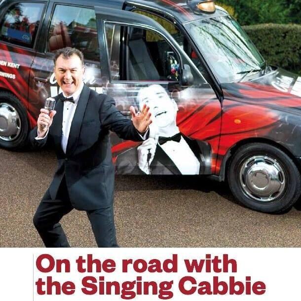 The Singing Cabbie