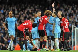 Manchester Derby Man Utd vrs Man City