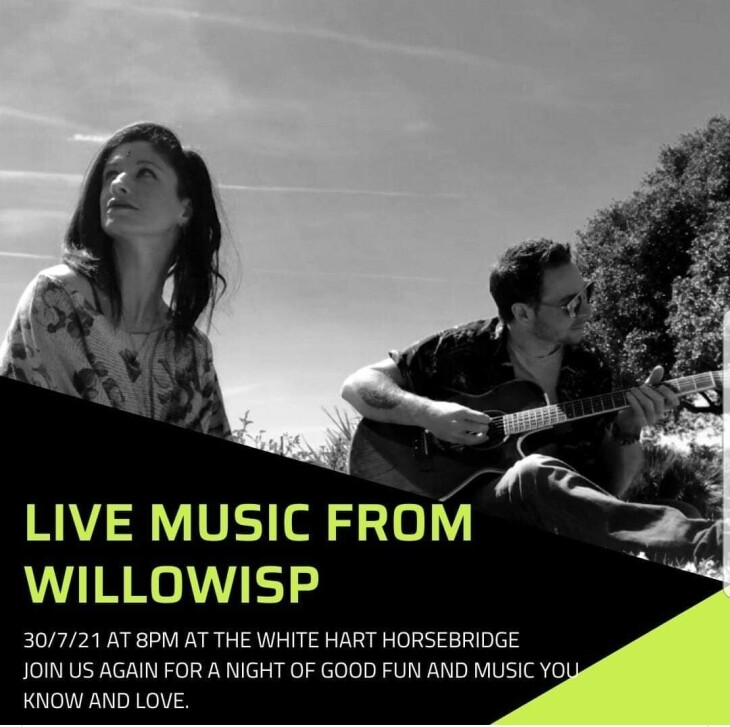 Live Music Friday 30th July