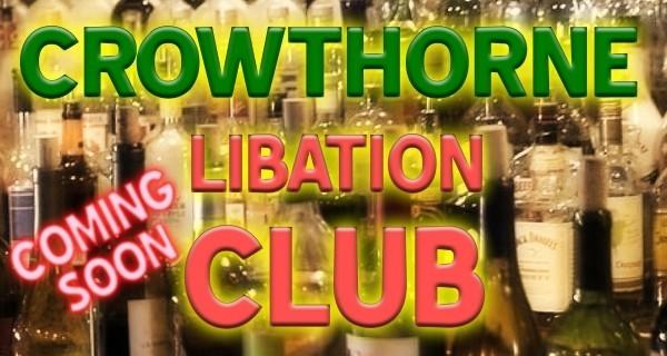 Crowthorne Libation Club