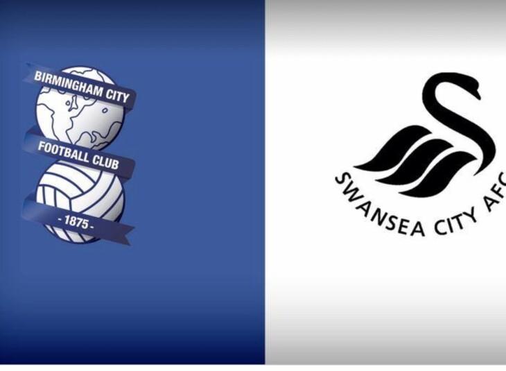Swansea v Birmingham