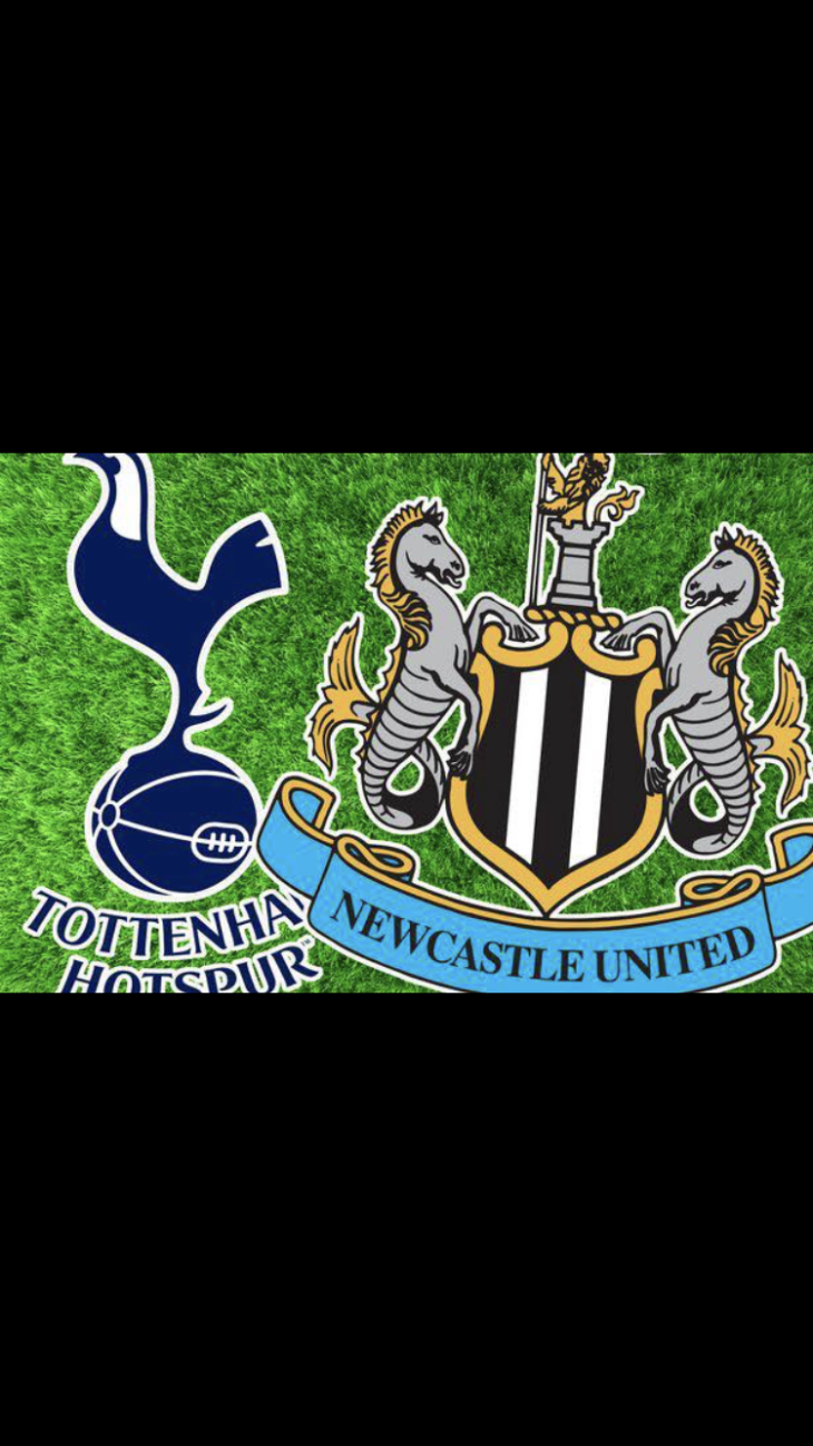 Spurs v Newcastle United