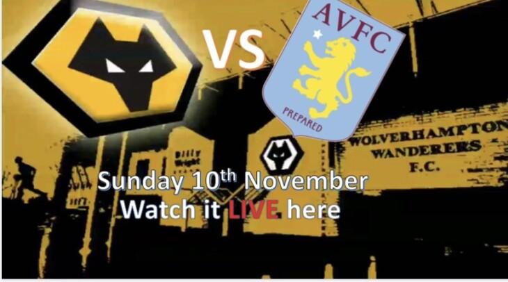 Wolves VS Aston Villa