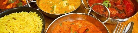 Wednesday Night is Curry NIght
