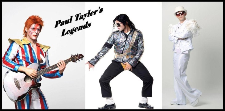 Paul Tayler's Legends!