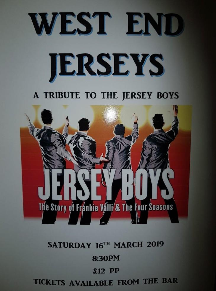 West End Jersey Boys