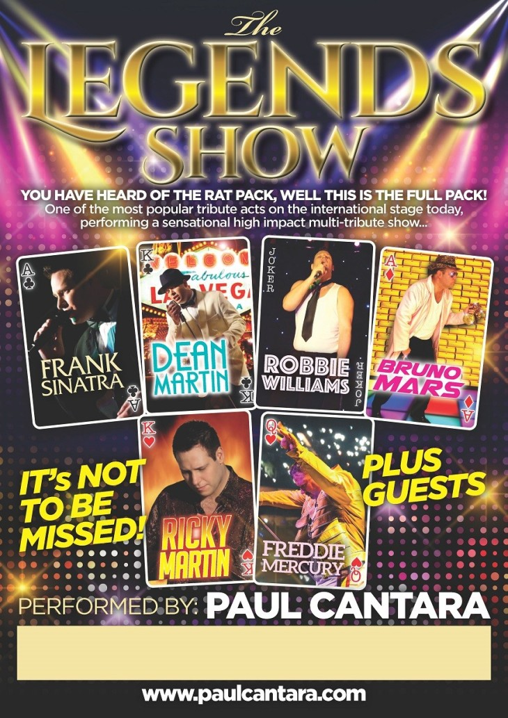 Live at 5 Paul cantara
