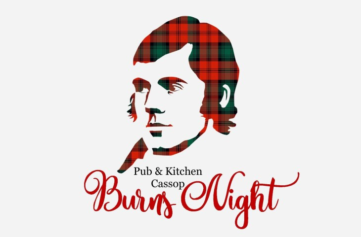 FREE BURNS NIGHT SUPPER