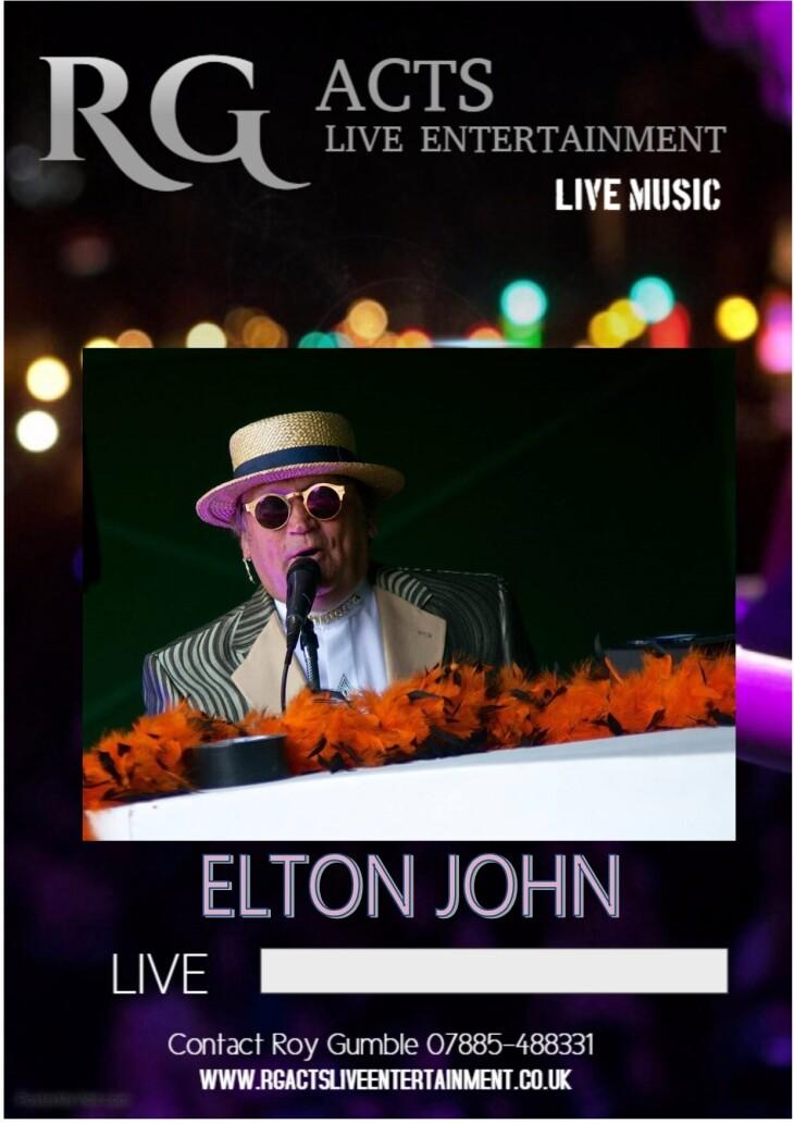 Elton John Tribute Act