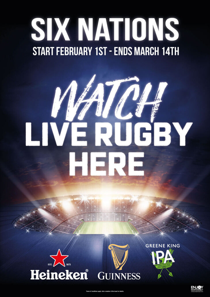 Six Nations IS HERE!!