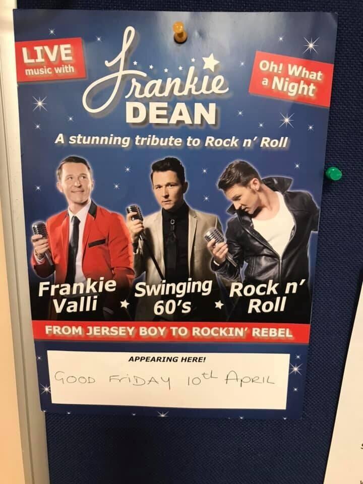 Frankie Dean