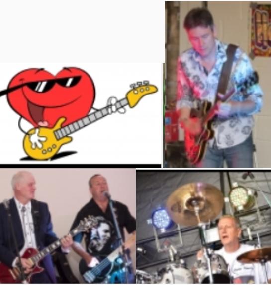 The Beatin' Hearts Band