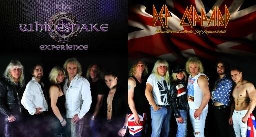 Whitesnake Experience & Dep Leppard