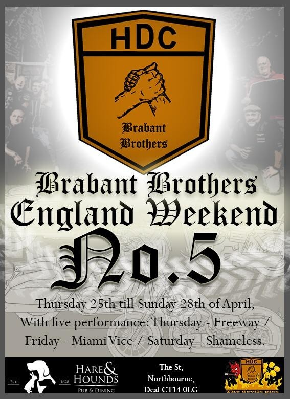 BRABANT BROTHERS HDC WEEKEND VOL 5