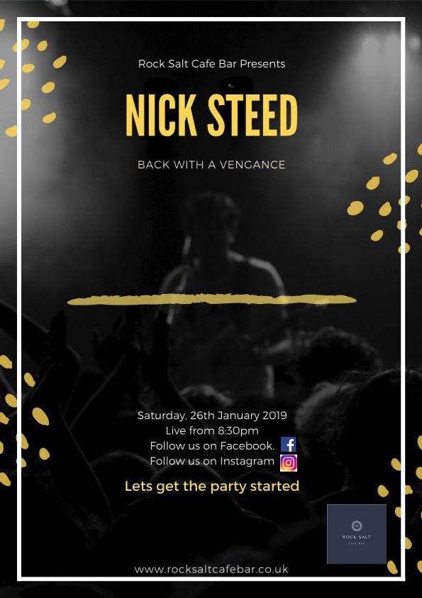 Nick Steed