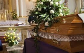 James Parson Funeral
