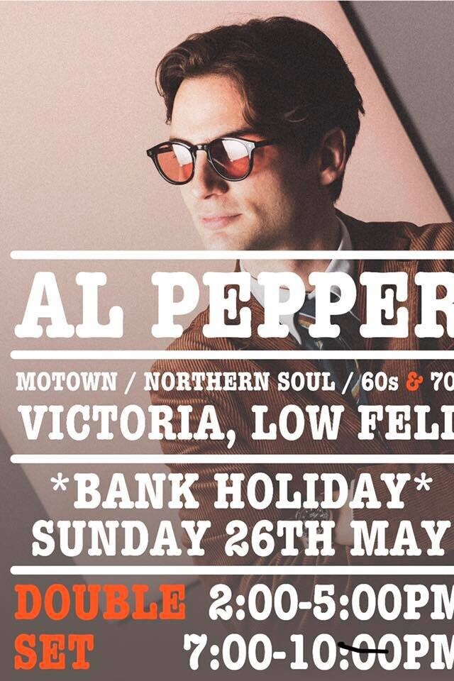 Al Pepper Live