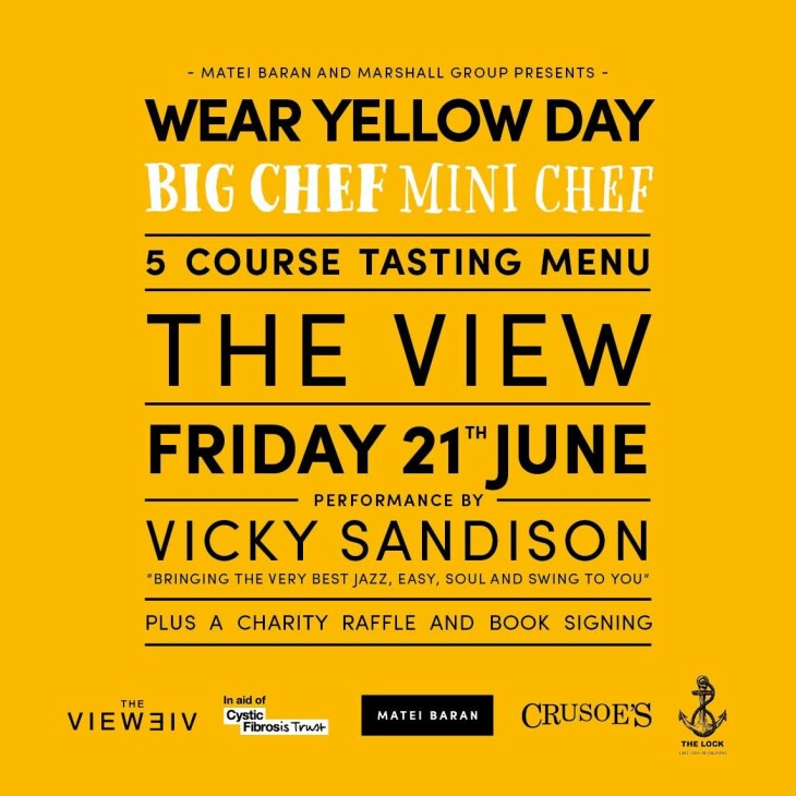 Yellow Day Fine Dining at The View