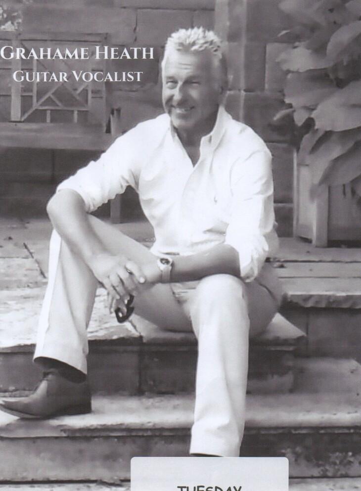 Grahame Heath