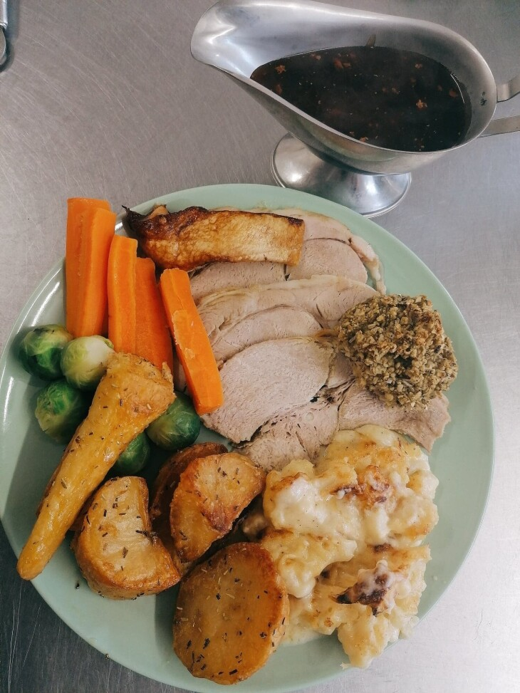 Sunday Roast Dinner
