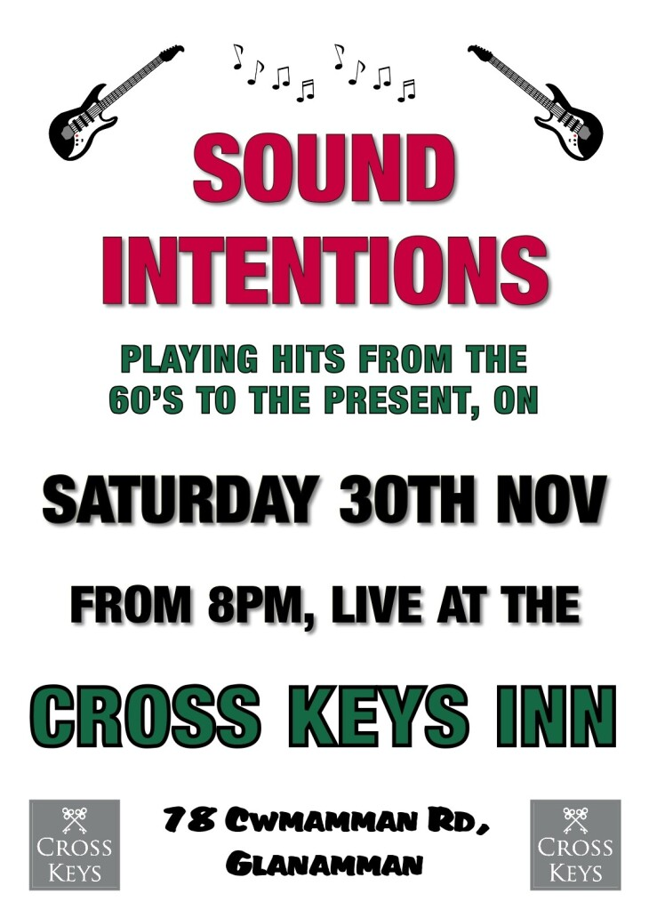 Sound Intentions - Live Band